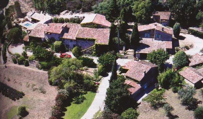 Johnny Depp'o namai Prancuzijoje is paukscio skrydzio