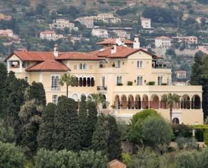 Chateau Miraval is arciau 1