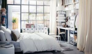 IKEA miegamojo kambarys 3