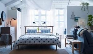 IKEA miegamojo kambarys 7