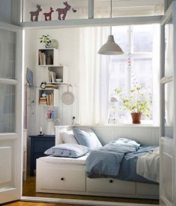 IKEA miegamojo kambarys 8