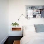 Paprastas, minimalistinis staliukas