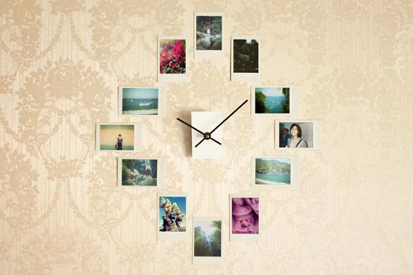 Laikrodukas iš nuotraukų