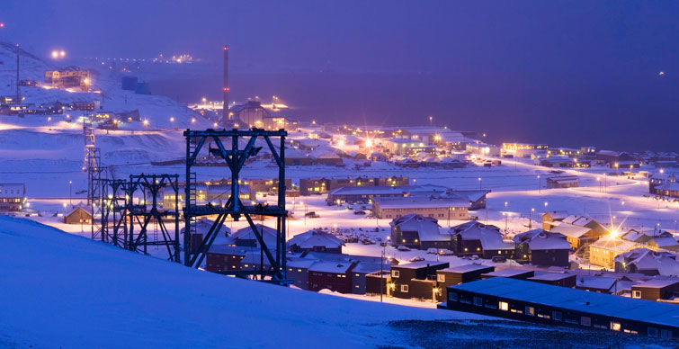 Svalbardo miestelis 2