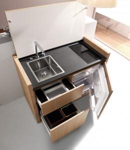 Kompaktiska virtuve 3