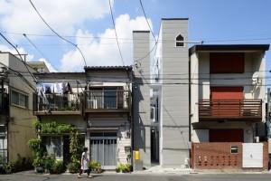 Mini namas Tokijuje 2