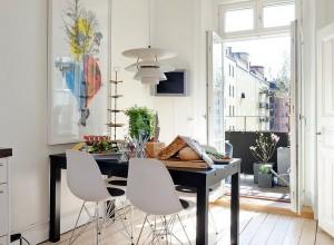 Skandinaviska virtuve 20
