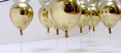 Stalas iš balionų
