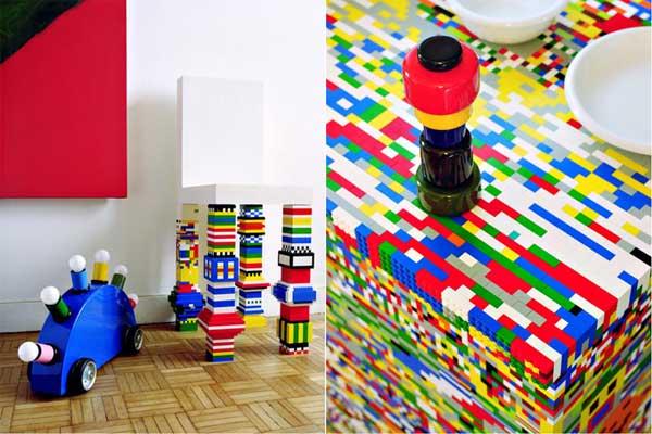 Lego virtuvė
