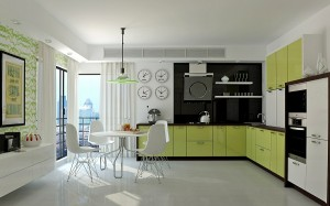 2-Green-kitchen-units