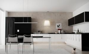 9-Black-white-kitchen