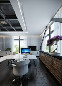 White-home-office-layout