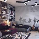 Jaunuolio kambarys Beatles