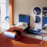 Visi baldai daro lengvumo įspūdį, yra su kojelėmis, kad laisvai tekėtų chi energija