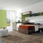 Feng shui vaiko kambario baldai