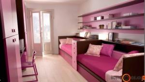 Rožinė - meilės spalva