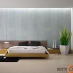 Miegamojo modernūs baldai