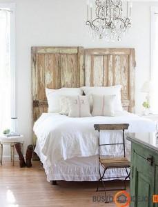 Provanso stiliaus miegamasis