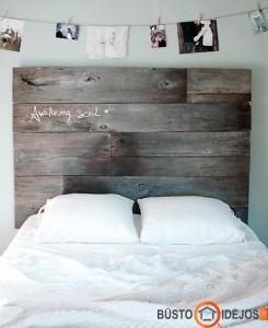 Lentos - paprasčiausias būdas padaryti lovą originalia