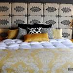 Išskirtinė ir solidžiai atrodanti lova