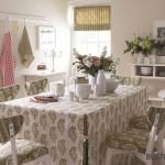 Pakeista tekstilė, pamerktos gėlės - štai jau ir pavasaris namuose!