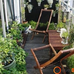 Žalias balkonas