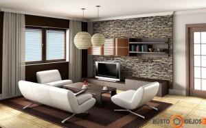Išskirtinio dizaino minkštieji baldai