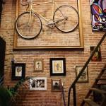 Įrėmintas dviratis