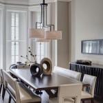 Prie valgomojo stalo gali būti ne tik kėdės
