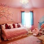 Pasakiškas kambarys tikrai princesei