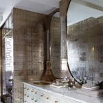 Aktorės vonios kambarys