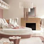 Glamūrinis paauglės kambarys