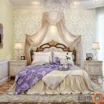 Karališkas miegamasis