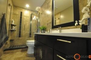 Vientisas vonios kambarys