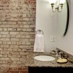 Spintelės paviršius idealiai pritaikytas prie plytų mūrinio