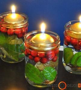 Žvakidė Kalėdoms