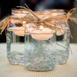 Tokios žvakidės net vestuvėms tinka...