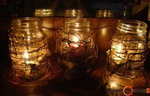 Paslaptingos žvakidės
