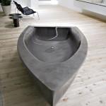 Vonia - akmeninė kanoja