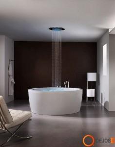 Išskirtinė ir prabangi dušo sistema