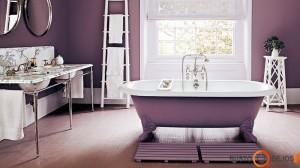 Vonios kambario akcentai vienas su kitu idealiai dera tarpusavyje