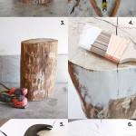 Rąstinio staliuko gamyba