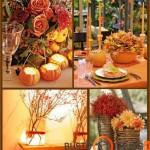 Rudens dekoro pavyzdžiai