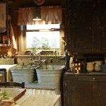 Unikalus virtuvės interjeras