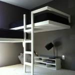 Modernus vaiko kambarys