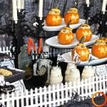 Idėjų gausa Helovyno stalui