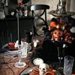 Prabangus stalo dekoras
