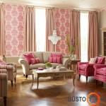 Sienų dekoras priderintas prie baldų