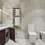 Funkciškas ir išskirtinis vonios kambarys