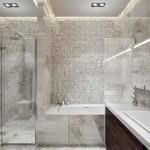 Vonios kambario interjeras primena prabangų spa